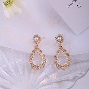 Jewelry - Exquisite And Elegant Earrings